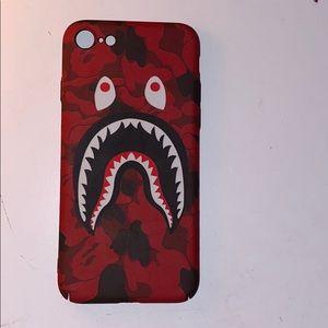 Bape iPhone 7 phone case
